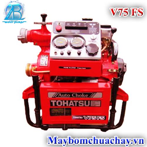 Tohatsu VF75FS