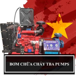 máy bơm chữa cháy Việt Nam