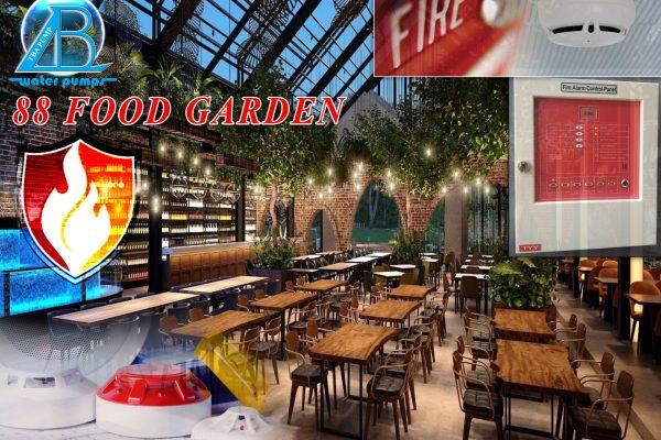 88 Food Garden