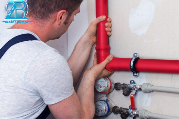 sửa đường ống chữa cháy